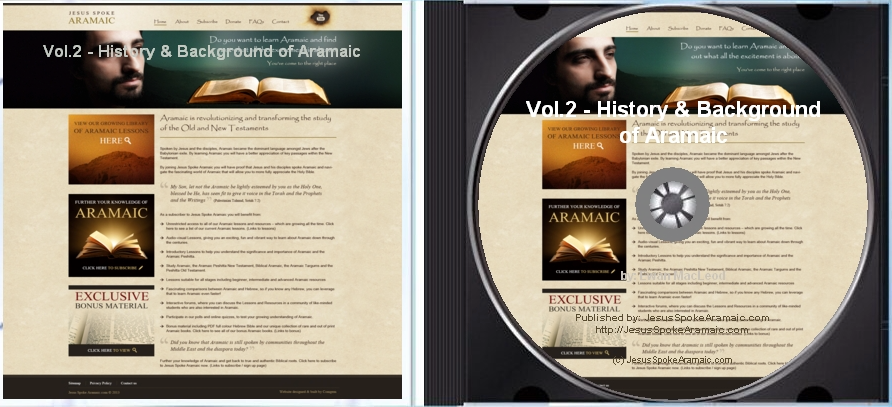 Volume 2: History & Background of Aramaic
